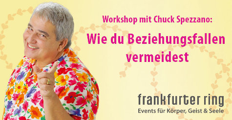 Chuck Spezzano Workshop - Herbstevent
