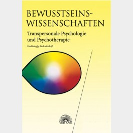 Transpersonale Psychologie und Psychotherapie (1/2009)
