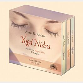 Yoga Nidra - Geführte Yoga Nidra-Übungen - Sammelbox  (3er Box)