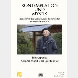 Kontemplation und Mystik (1/2021)