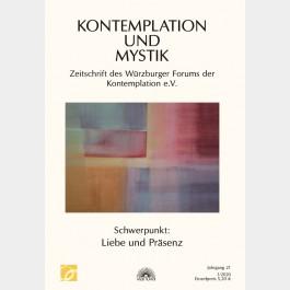 Kontemplation und Mystik (1/2020)